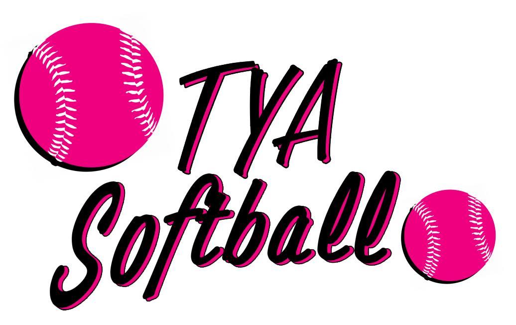 TYA Softball Logo